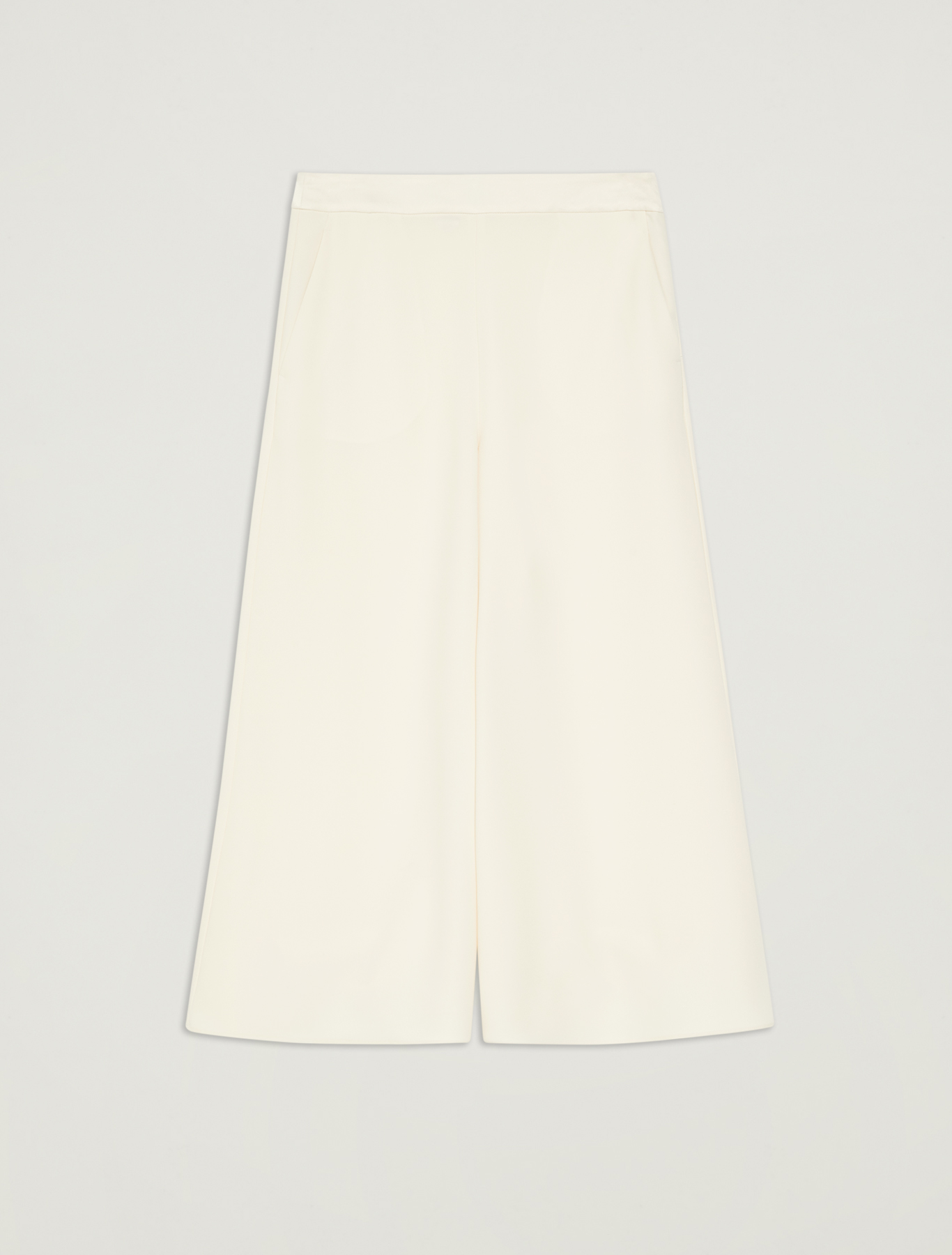 Envers satin culottes - ivory - pennyblack