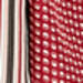 burgundy pattern