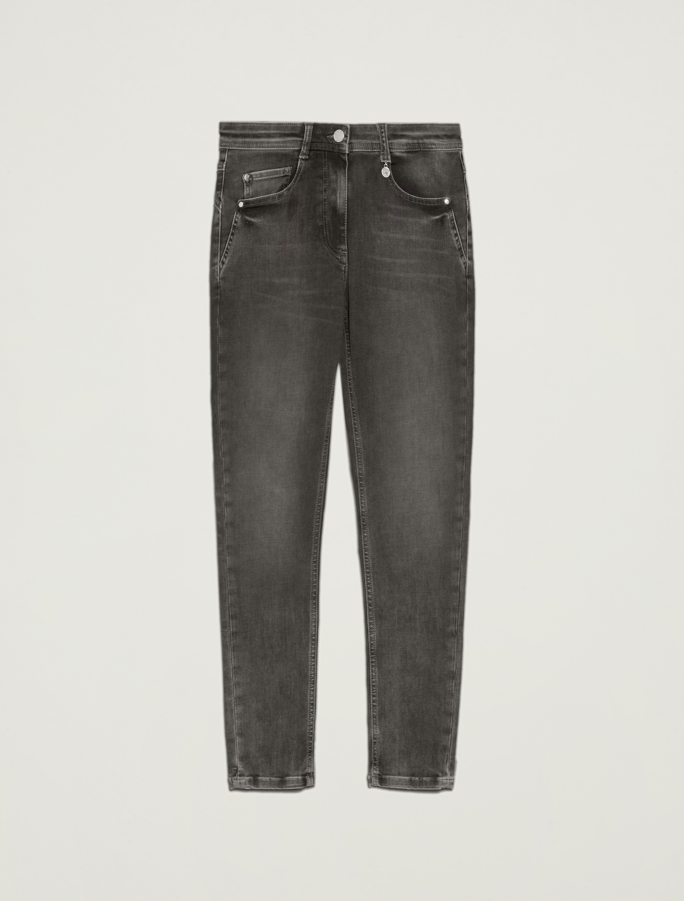 Super-stretch skinny jeans - black - pennyblack