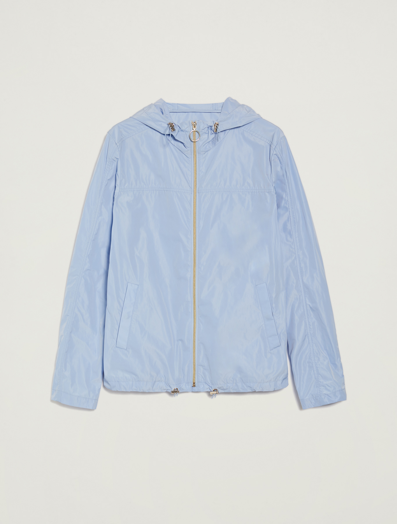 Technical fabric jacket - light blue - pennyblack