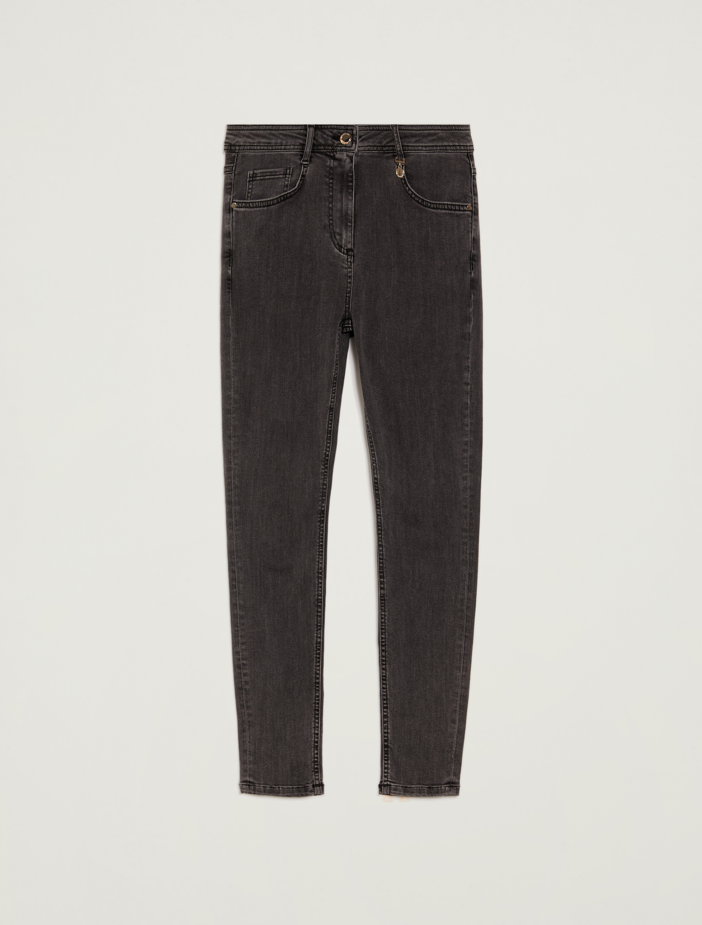 Skinny jeans super-stretch - nero - pennyblack