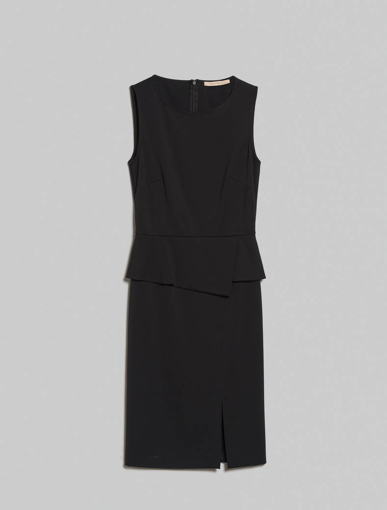 Jersey sheath dress - black - pennyblack