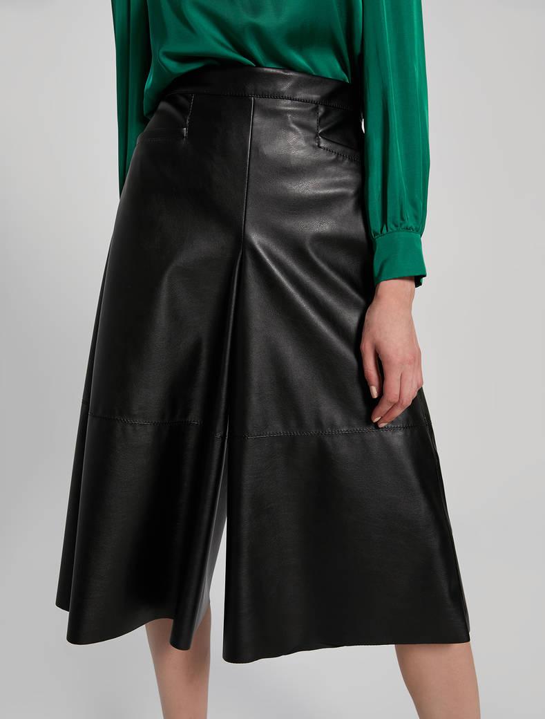 Jersey culottes - black - pennyblack