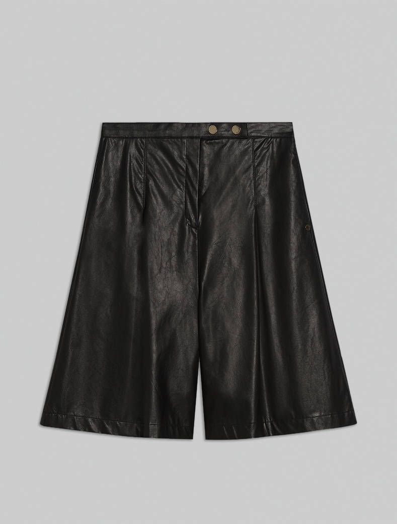 Gonna pantalone in jersey - nero - pennyblack