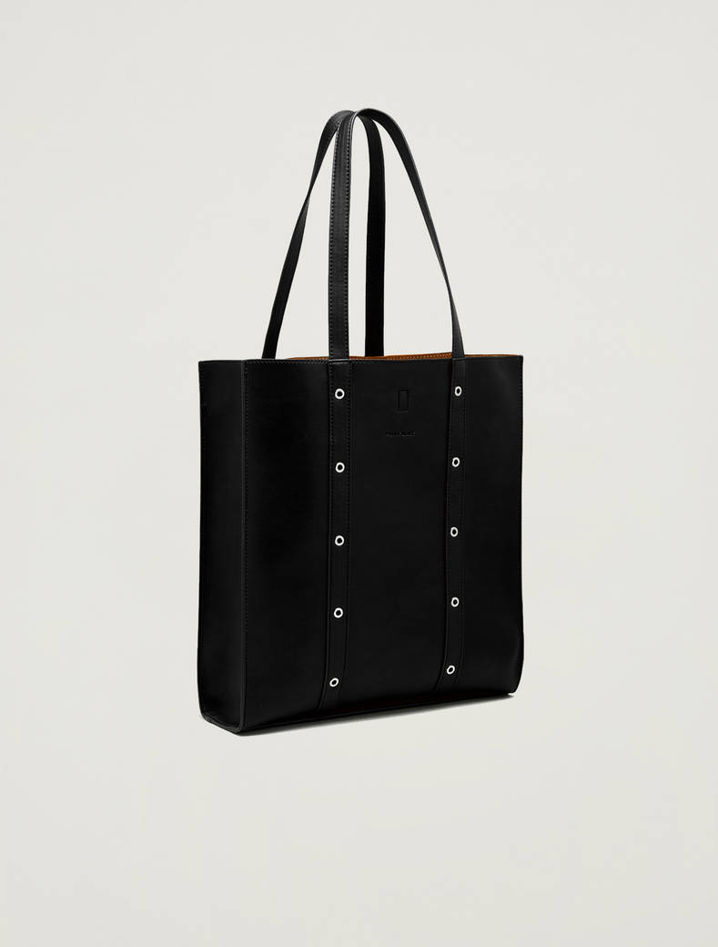 Studded shopper - black - pennyblack