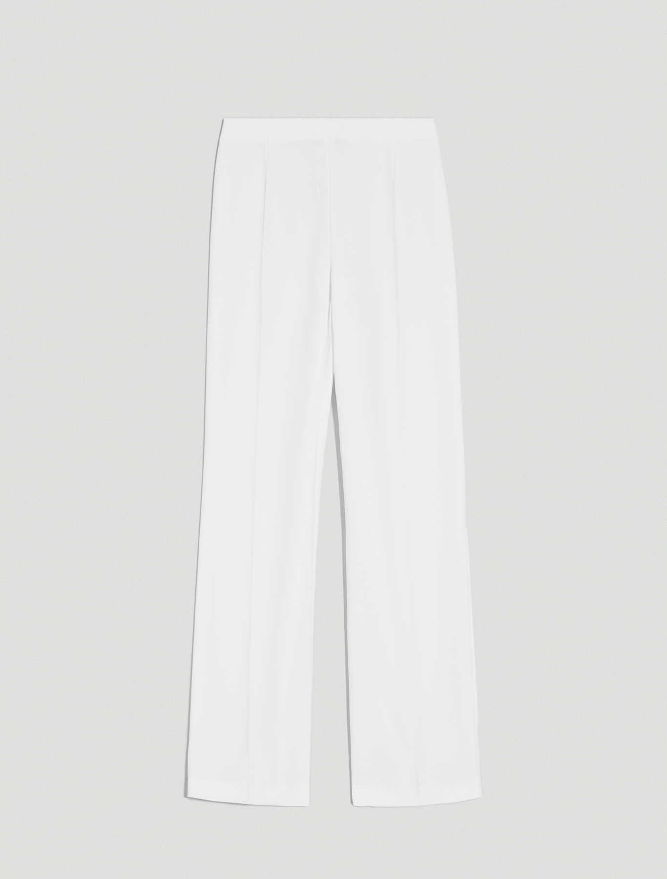 Envers satin trousers - ivory - pennyblack