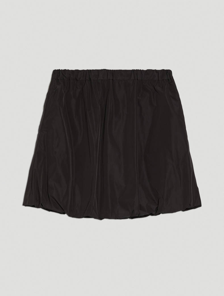 Balloon mini skirt - black - pennyblack