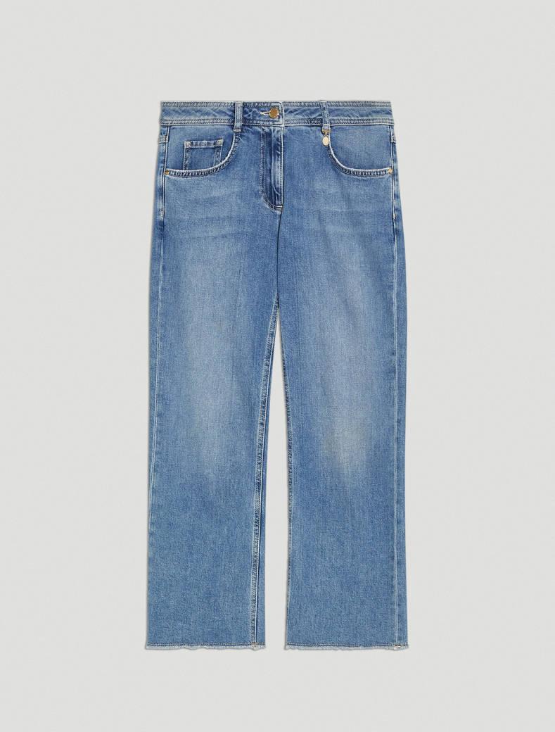 Jeans kick-flare fit - bluette - pennyblack