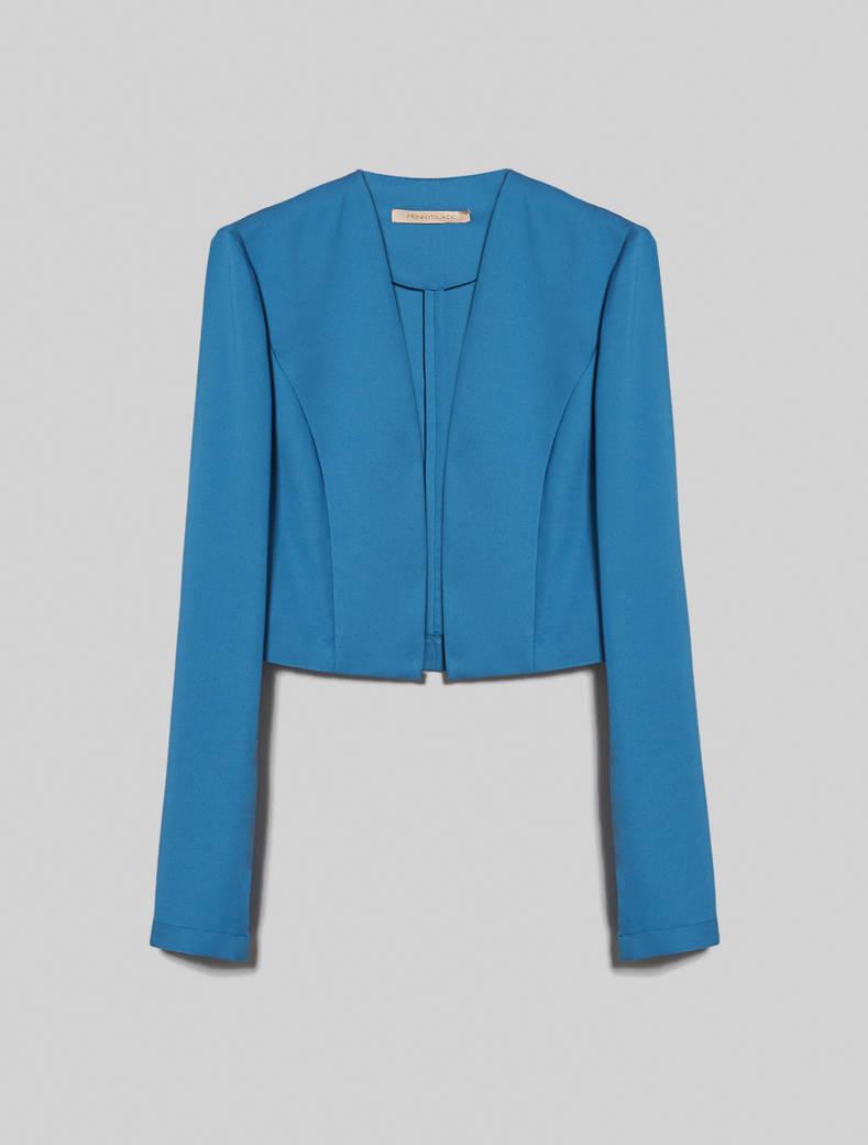 Cady bolero jacket - china blue - pennyblack